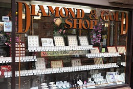 shop signs for jewelery sellers